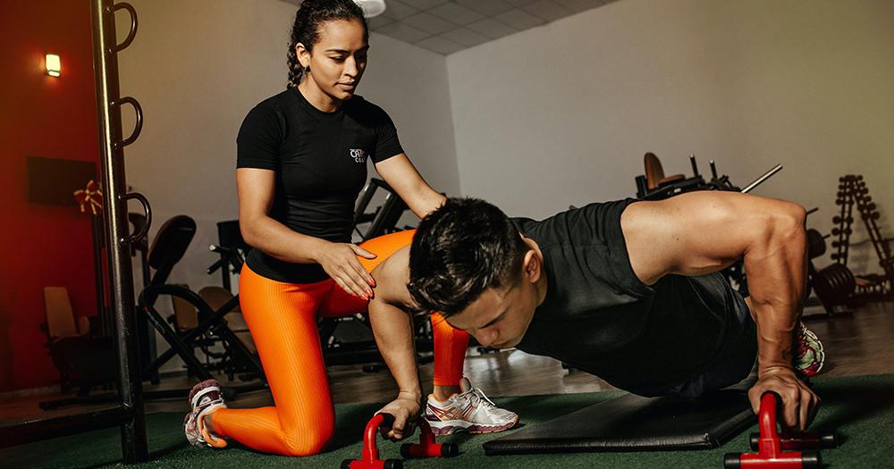 自身體重訓練團體課程