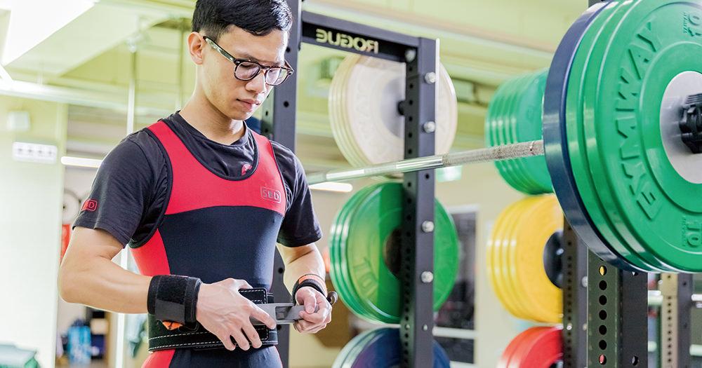 張培毅肌力體能教練