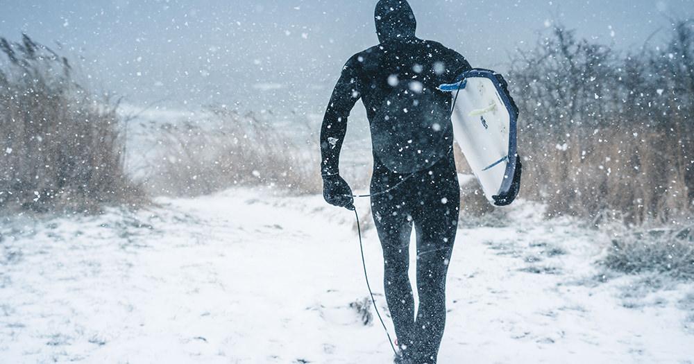 天氣冷去健身也有好處嗎?