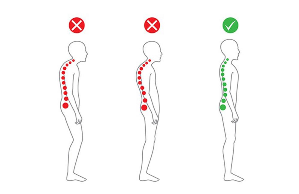 中立脊椎姿勢